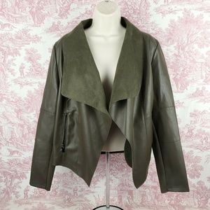 Bagatelle Open Front Jacket Size M Light Weight